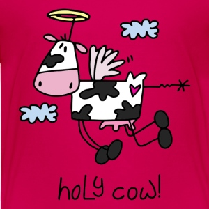 Holy Cow Toddler Shirts - Toddler Premium T-Shirt