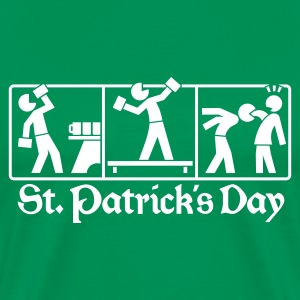 St. Patricks Day 1 T-Shirts - Men's Premium T-Shirt
