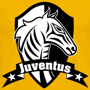 JUVENTUS - THE OLD LADY - 1897 TURIN - Men's Premium T-Shirt