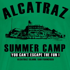 Alcatraz - Men's Premium T-Shirt