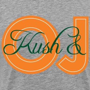 Kush and OJ - Men's Premium T-Shirt