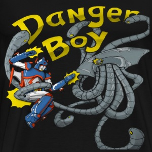 Danger boy - Men's Premium T-Shirt