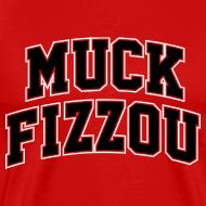 Design ~ Georgia says Muck Fizzou - red