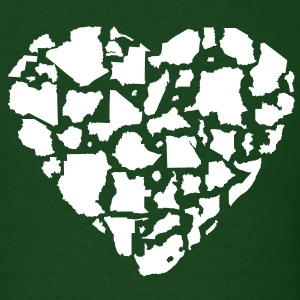 African Love - Men's T-Shirt
