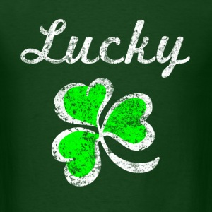 Lucky 3 T-Shirts - Men's T-Shirt