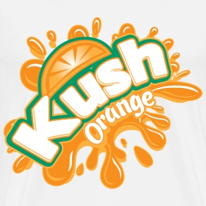 Kush and Orange Juice - Men's Premium T-Shirt