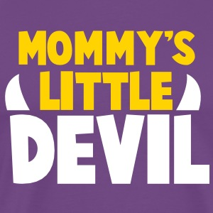 MOMMY's LITTLE DEVIL T-Shirts - Men's Premium T-Shirt
