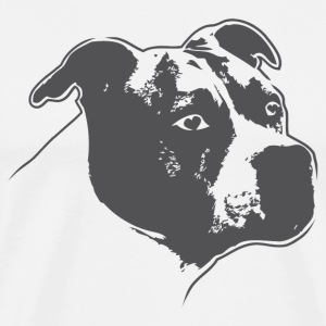 AmStaff - American Staffordshire Terrier T-Shirts - Men's Premium T-Shirt