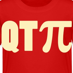 QT Pi Baby & Toddler Shirts - Toddler Premium T-Shirt