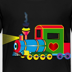 Train - Toddler Premium T-Shirt