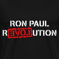 Design ~ Ron Paul Revolution T-Shirt
