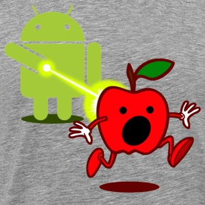 Android Attack! - Men's Premium T-Shirt