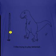 Design ~ T-Rex Tether Ball (Kids)