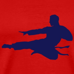 Karate T-shirt - Men's Premium T-Shirt
