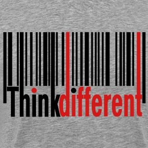 Think Different T-Shirt - Men's Premium T-Shirt