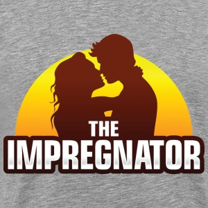 The Impregnator 2 (dd)++ T-Shirts - Men's Premium T-Shirt