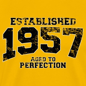 established_1957 T-Shirts - Men's Premium T-Shirt