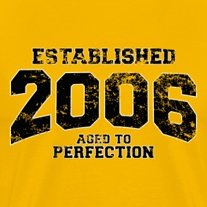 established_2006 T-Shirts - Men's Premium T-Shirt
