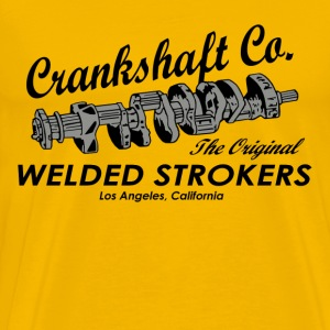 Crankshaft Co - Men's Premium T-Shirt