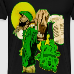 HIP HOP 1986 - Men's Premium T-Shirt