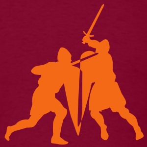 Sword fight T-shirt - Men's T-Shirt