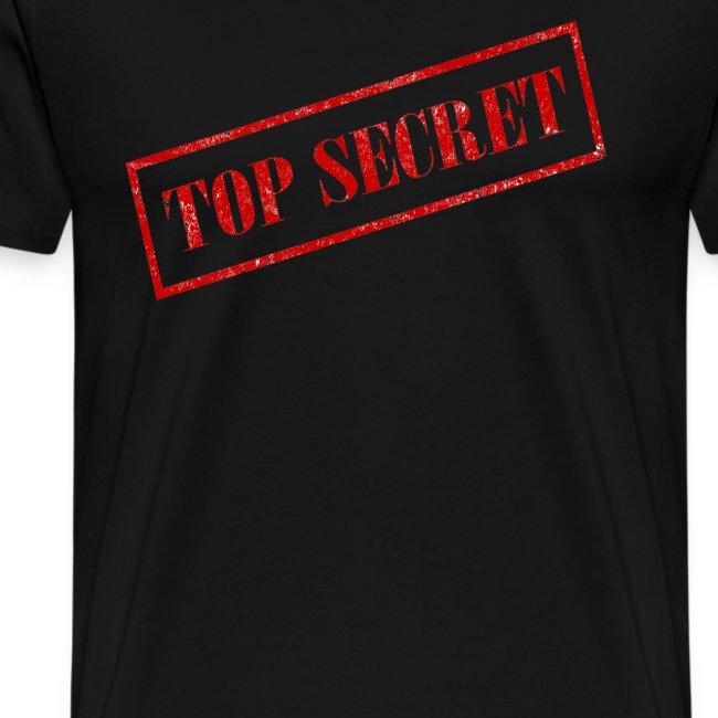 Top Secret Logo