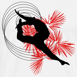 Gymnastics/Dance - Men's Premium T-Shirt
