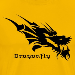 Chinese Dragon Head 2 T-Shirts - Men's Premium T-Shirt