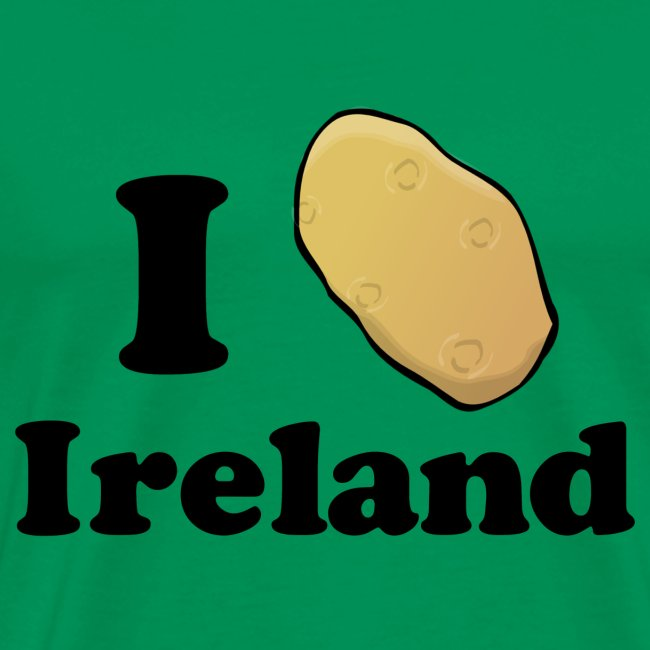 I Potato Ireland