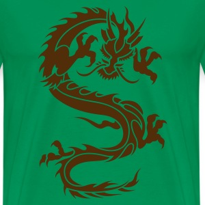 Chinese Dragon Tattoo 5 T-Shirts - Men's Premium T-Shirt