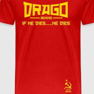Drago Boxing - Men's Premium T-Shirt