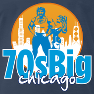 Design ~ 70's Big Chicago shirt
