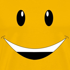 Smiley Face T-Shirts - Men's Premium T-Shirt