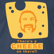 Design ~ Chuck Roland Cheese Shirt