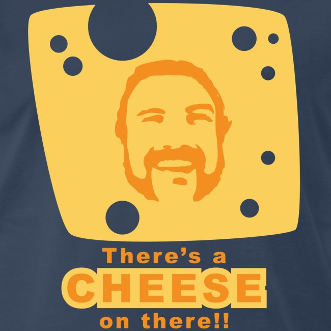 Chuck Roland Cheese Shirt