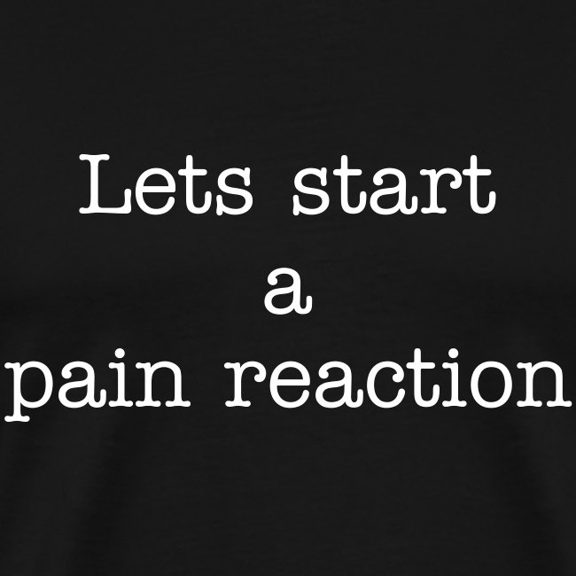 pain rection