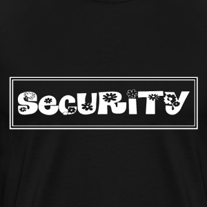 Security Shirt T-Shirts - Men's Premium T-Shirt