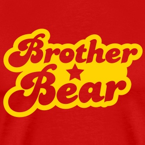 brother bear T-Shirts - Men's Premium T-Shirt
