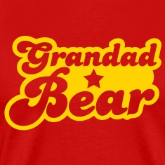 grandad bear T-Shirts