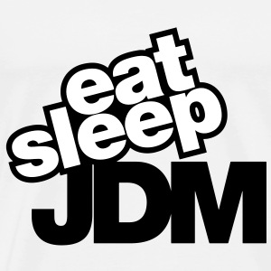 Eat sleep JDM - Men's Premium T-Shirt