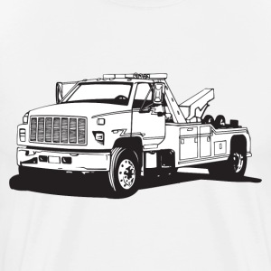 Tow Truck HD Design T-Shirts - Men's Premium T-Shirt