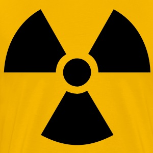 Nuclear HD VECTOR T-Shirts - Men's Premium T-Shirt