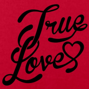 true love T-Shirts - Men's T-Shirt by American Apparel