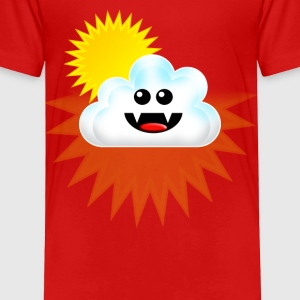 SUN CLOUD Toddler Shirts - Toddler Premium T-Shirt