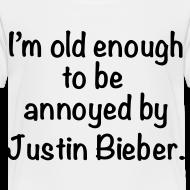 Design ~ Not a Bieber Fan