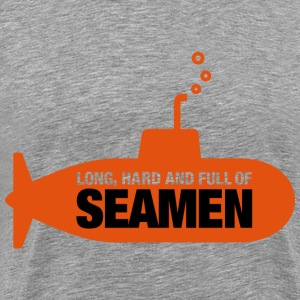 Full Of Seamen 1 (dd)++ T-Shirts - Men's Premium T-Shirt