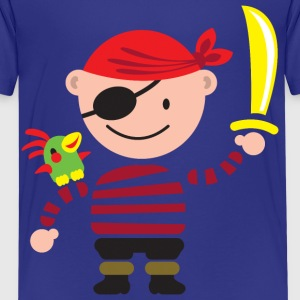little pirate Kids' Shirts - Kids' Premium T-Shirt