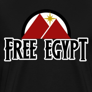 Free Egypt - Men's Premium T-Shirt