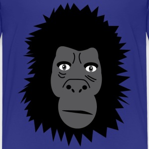 Gorilla Toddler Shirts - Toddler Premium T-Shirt