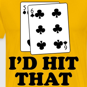 I'd Hit That T-Shirts - Men's Premium T-Shirt